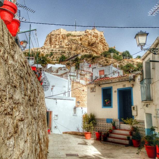 Street Life: Alicante Style.